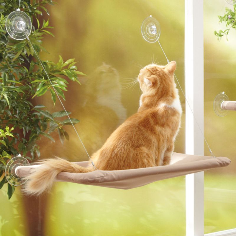 Oster Window-Mounted Cat Bed