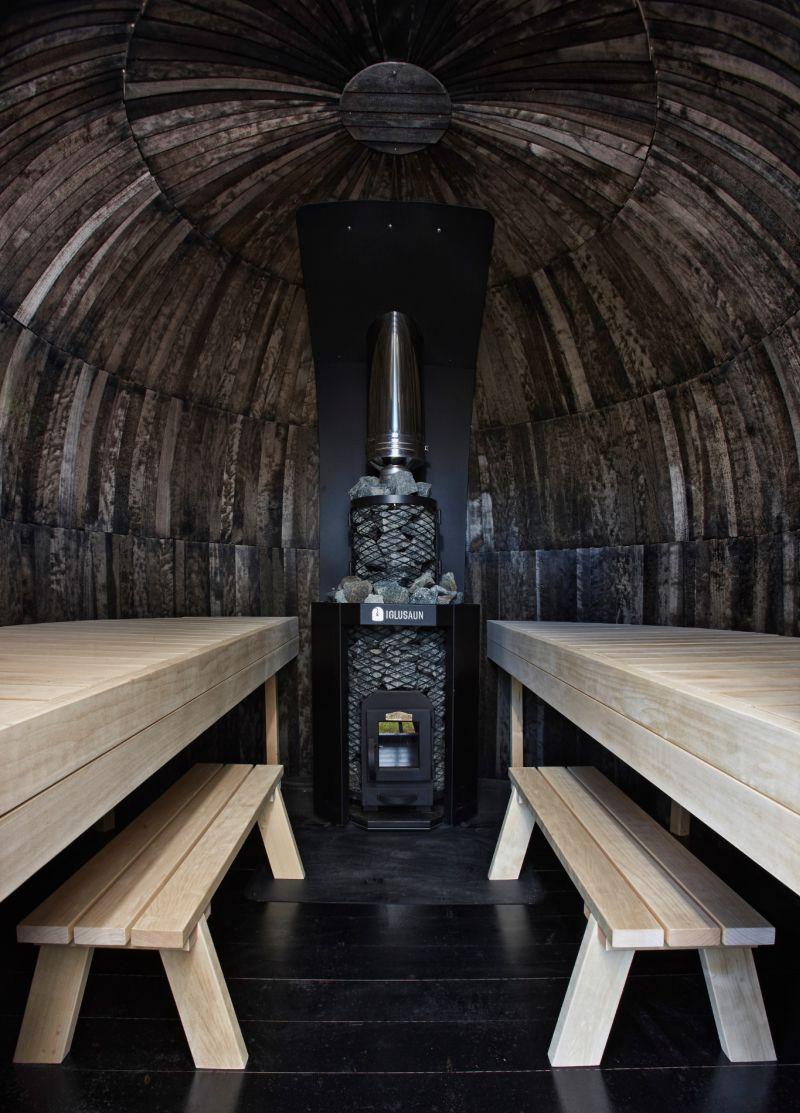 Unique Prefab Saunas by Iglucraft Look Absolutely Unique