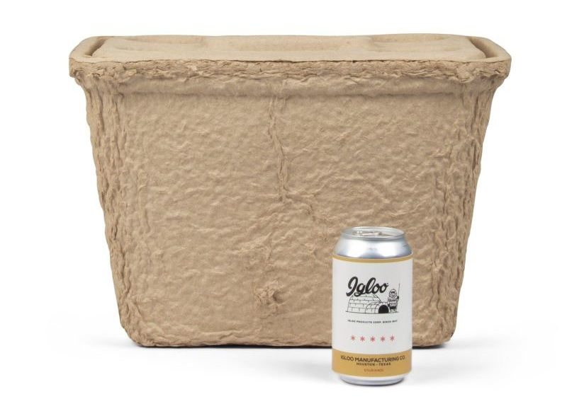 RECOOL: World's First Biodegradable Cooler Box