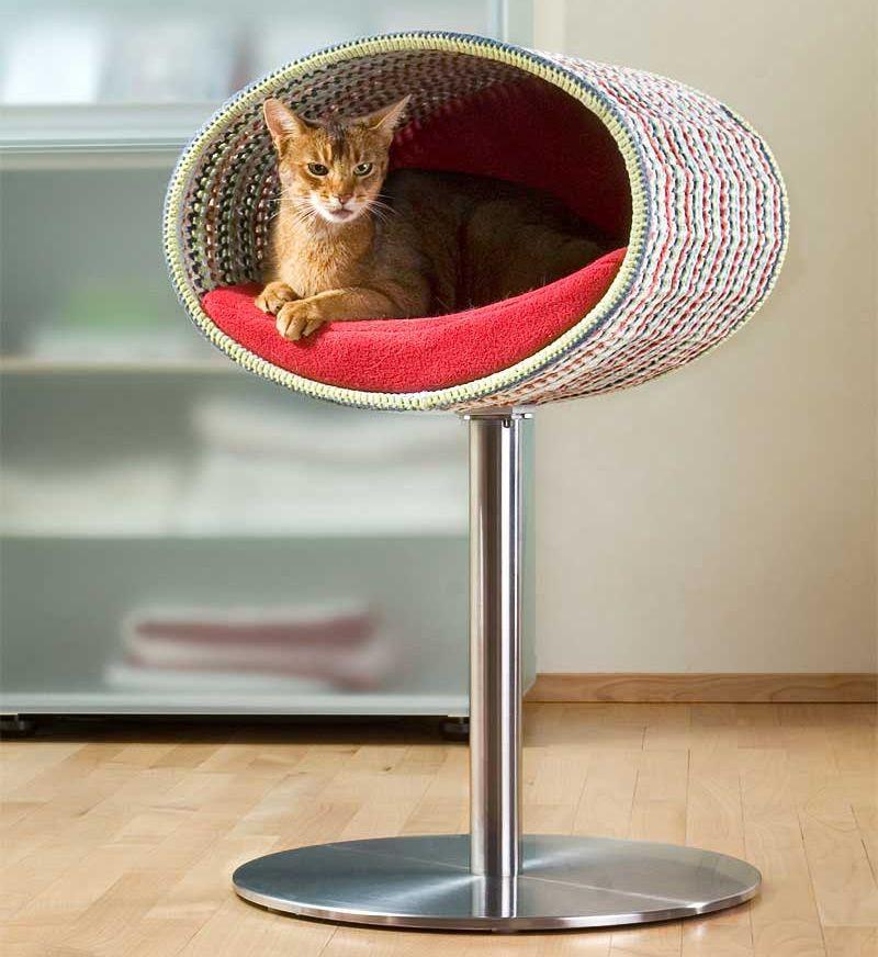 Rondo designer cat beds