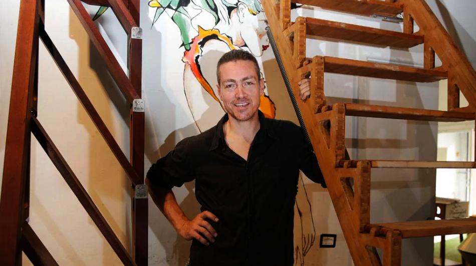 Zev Bianchi of Bcompact Design Studio