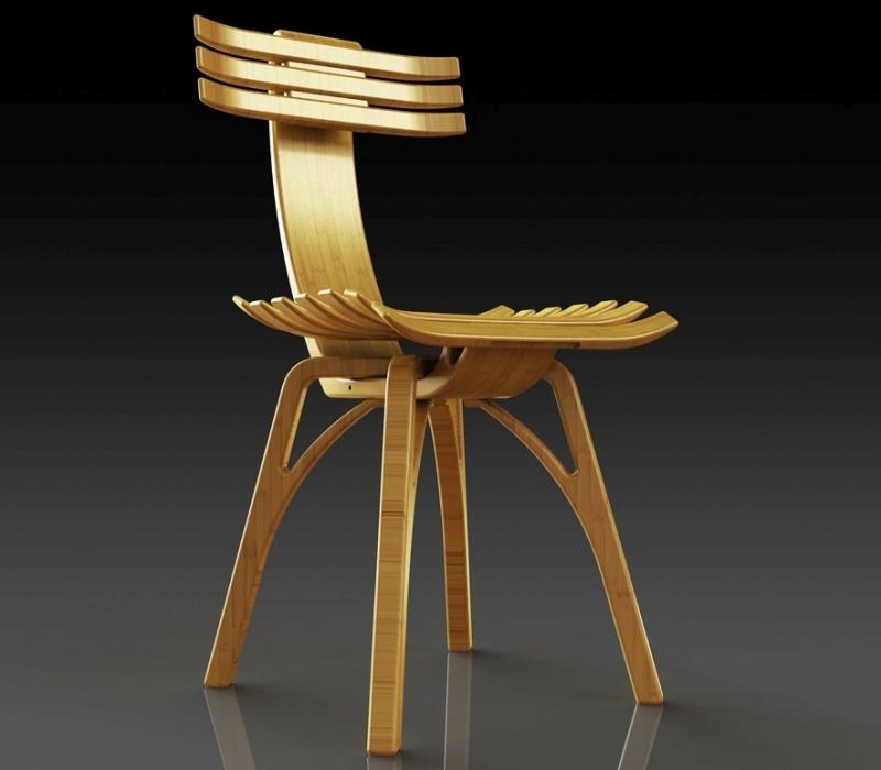 ZevBianchi Skeletal Chair - Flatpack Furniture