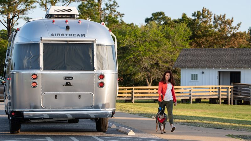 Airstream Introduces Two New Easy-to-Tow Travel Trailers