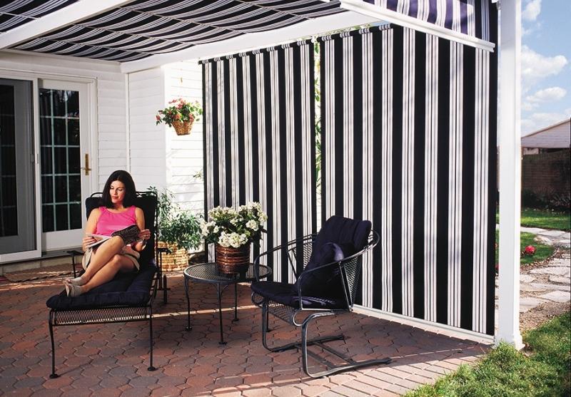Backyard Outdoor Blinds