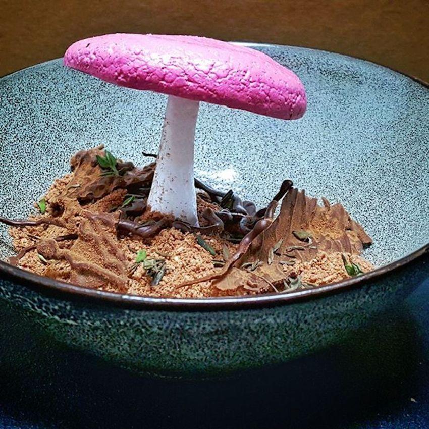 Chef Ben Churchill Food Illusionist's Unreal Desserts