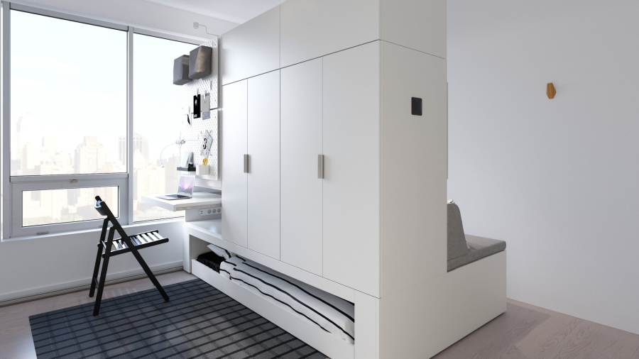 IKEA & Ori Living Rognan Space Saving Furniture