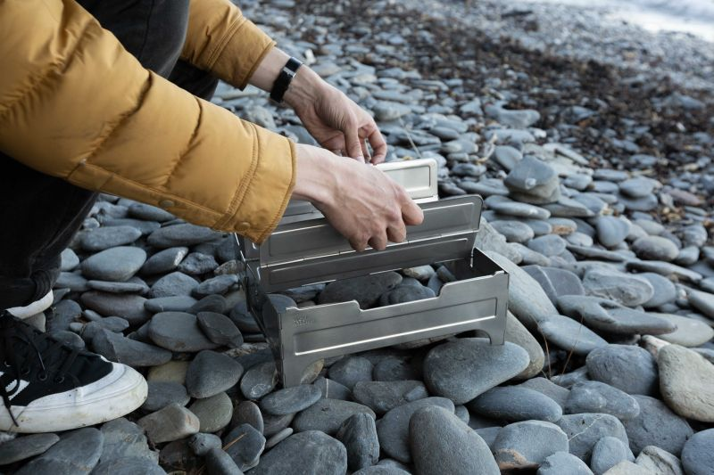 Meet Fire Safe, The Most Convenient Portable Fire Pit Made Ever