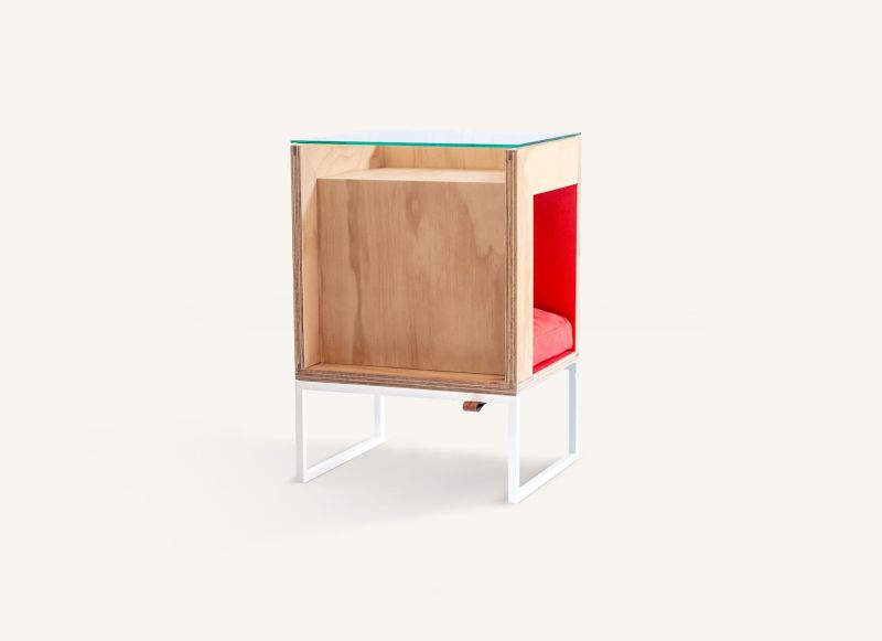 Mono Modular Furniture Collection can be Used by Both Humans and Pets