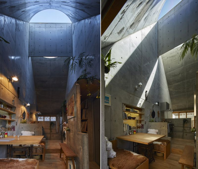 Takeshi Hosaka Builds New Love2 House in Tokyo