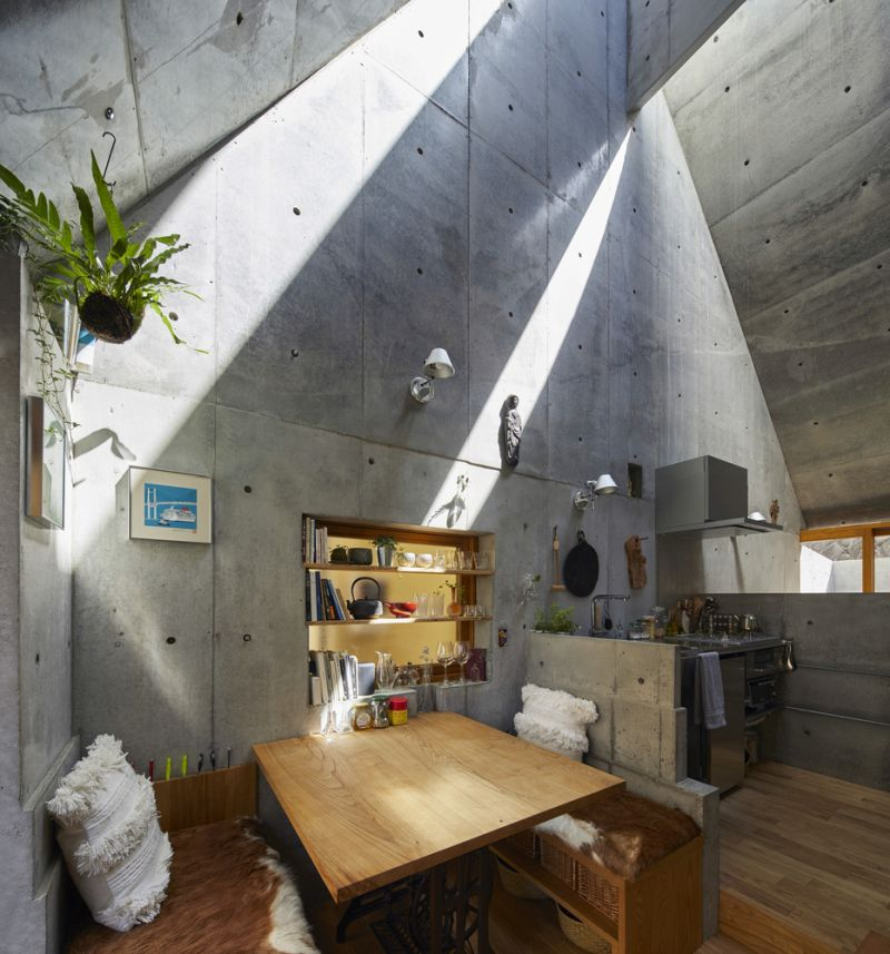 Takeshi Hosaka Builds New Love2 House in Tokyo