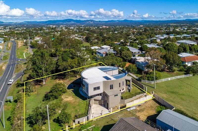 This Water Tank Converted into Luxury Home in Gympie, Australia is Out for Sale