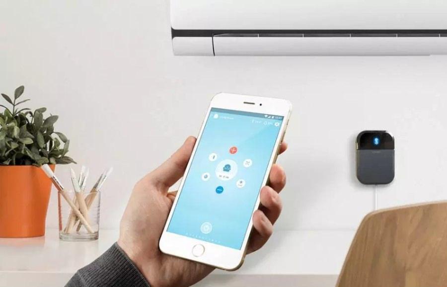 Timely Maintenance Alerts on smartphone - HVAC System for Home