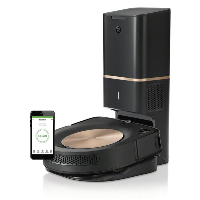 iRobot Roomba s9+ Robot Vacuum can Pair with Braava jet m6