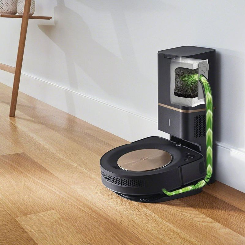 Irobot Roomba S9 Robot Vacuum Can Pair With Braava Jet M6