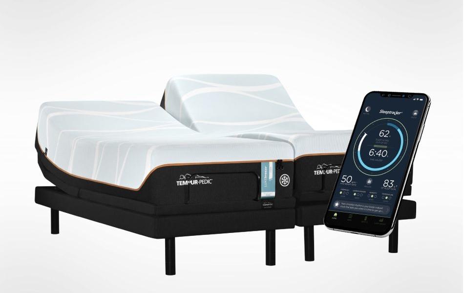 AI-Powered, TEMPUR-Ergo Smart Base can Help You Sleep Better