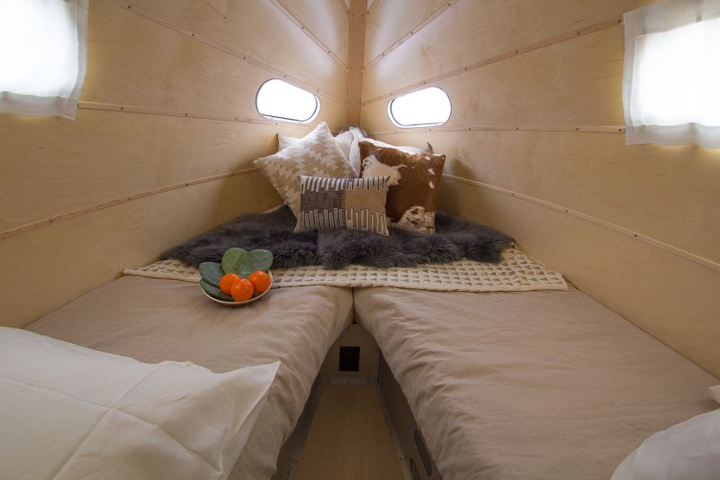 Bowlus Road Chief's Endless Highways Trailer for Off-the-Grid Living