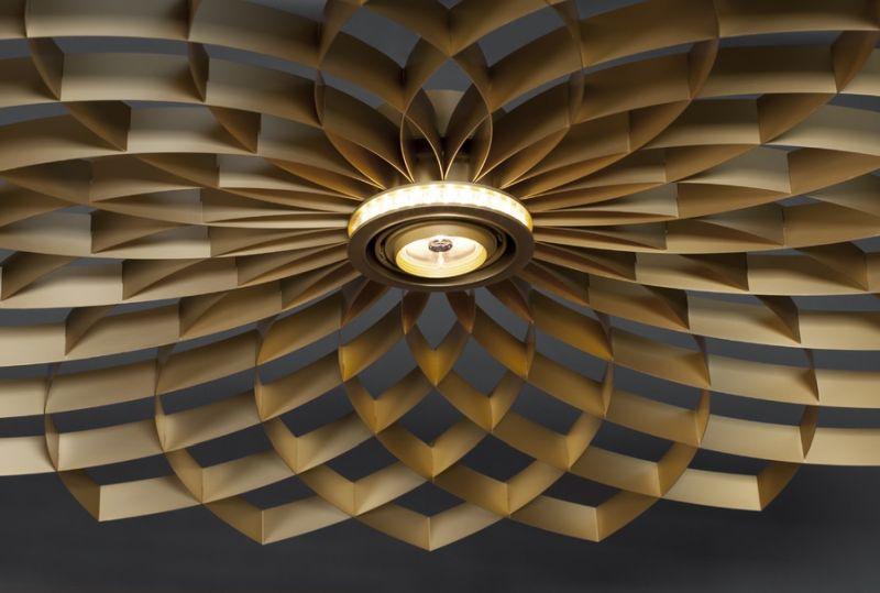 Exquisite Collection of Dahlia Lamp by Jasper van Grootel