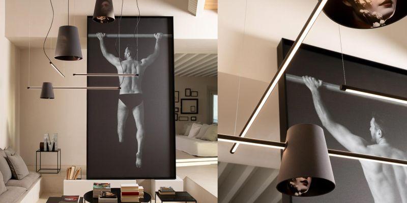Matteo Ugolini Designs Cupido Lighting Collection for Karman