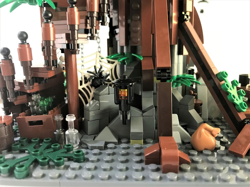 Official LEGO Ideas Treehouse Set