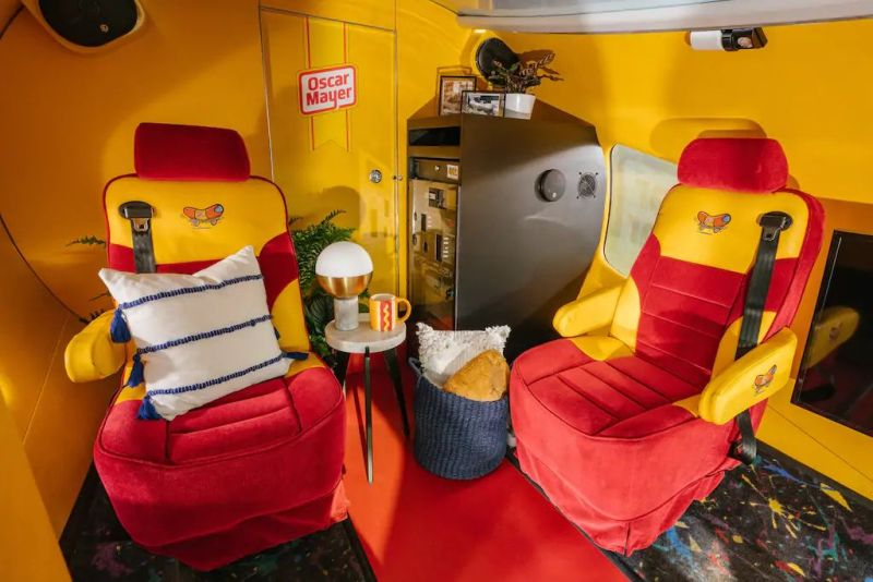 Oscar Mayer is Giving You Chance to Stay Overnight in Wienermobile