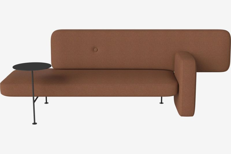 Santiago Bautista Designs Pebble Sofa with Modular Functionality