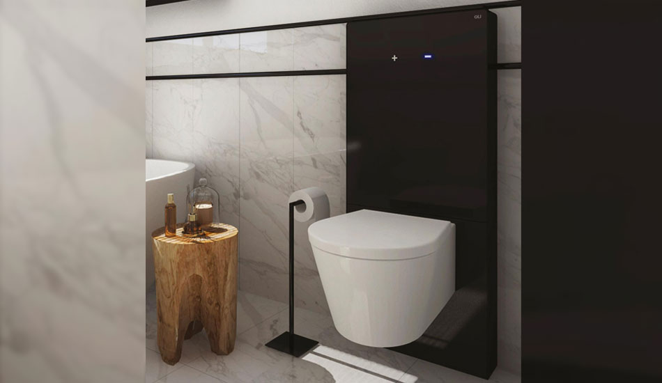 QR-Total Touchless Sanitary Module by OLI