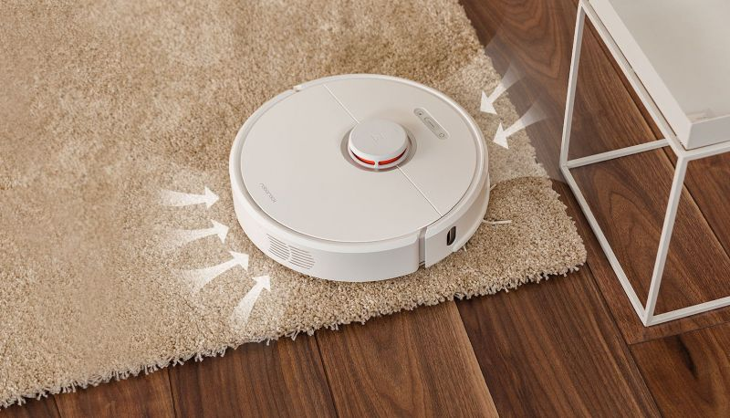 Roborock S6 Robotic Vacuum Cleaner Now Available in US