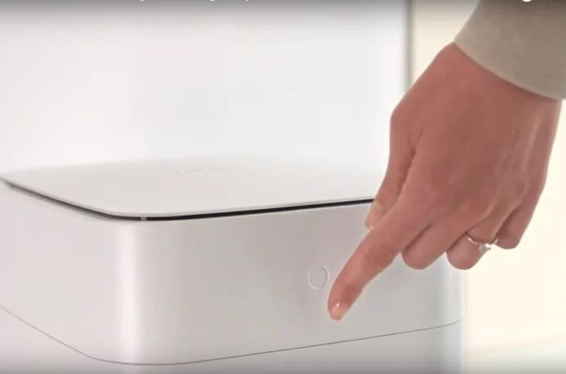 Townew Self-Packing Trash Can Changes Garbage Bag Automatically