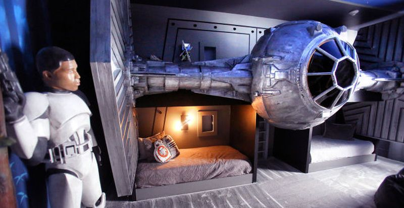 Disney's Star Wars Theme Park Inspired Rentals in Florida to add Movie Themes