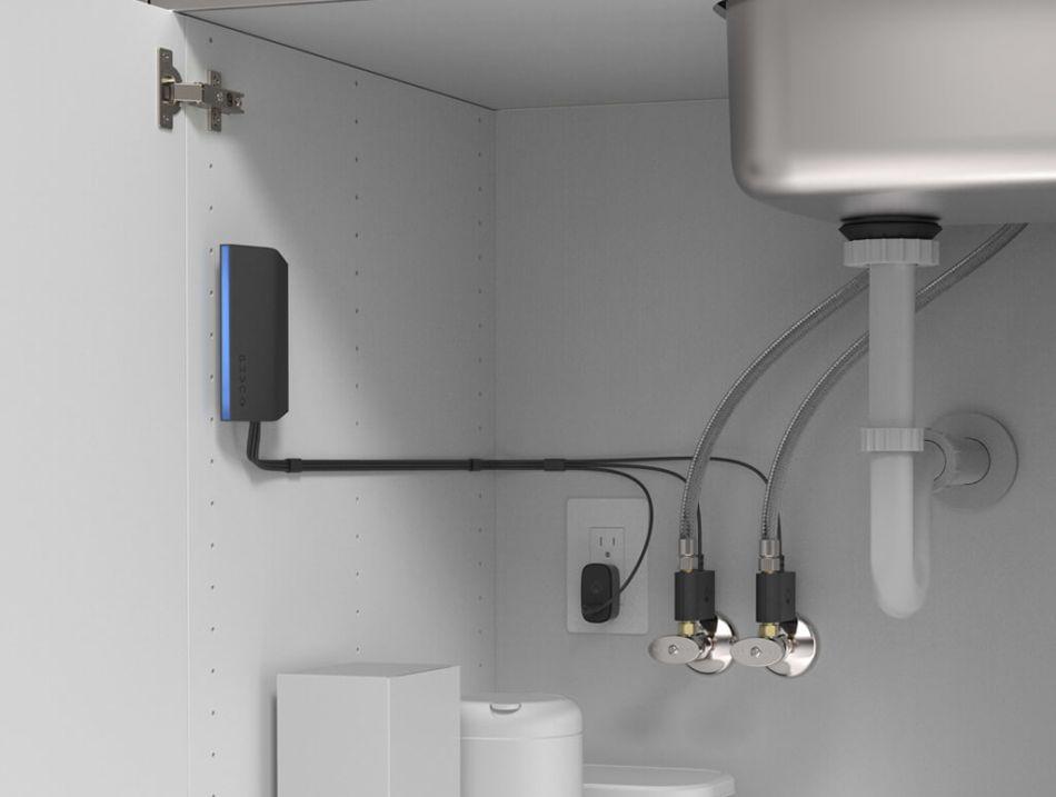 Belkin's Phyn Smart Water Assistant Tracks Water Usage, Sends Leak Alerts