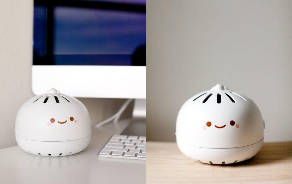 Little B Dumpling Air Purifier From Smoko, a Blend of Function and Cuteness