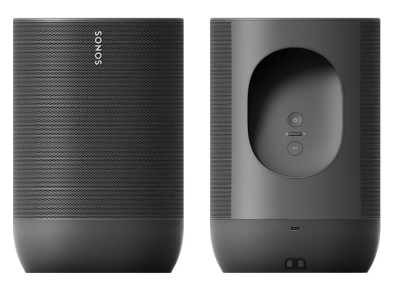 New Smart Speaker Model From Sonos is Bluetooth-enabled, Portable and Chargeable