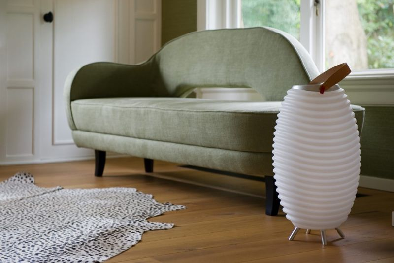 Kooduu's Synergy Multipurpose Designer Lamp sets mood wherever you go