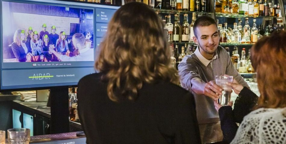 London Launched World's First AI Bar for Betterment of Queuing