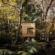British Furniture Designer Jeremy Pitts Builds Treehouse Cabin on Stilts