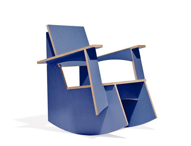 Ken Landauer Takes Zero-Waste Furniture Design to a Higher Level