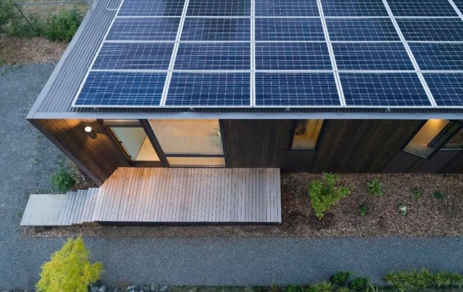 NODE's Trillium Prefab Backyard Cottages are Easy to Transport and Assemble