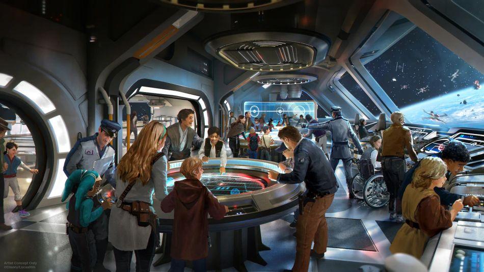 Star Wars: Galactic Starcruiser at Walt Disney World Resort