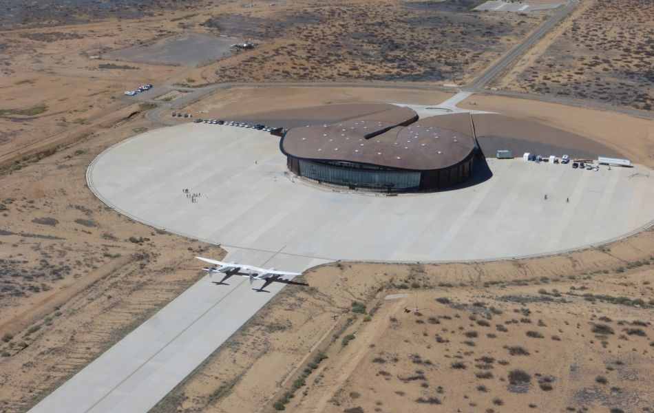 Virgin Galactic Reveals its Gateway to Space at Spaceport America
