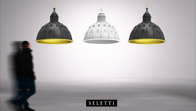 Cupolone by Seletti pays Tribute to Italy's iconic San Pietro's Dome