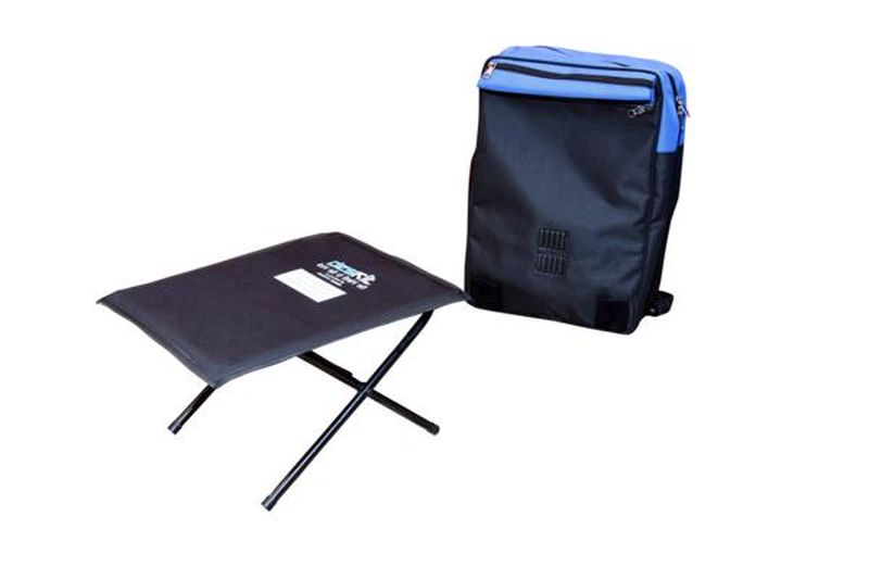 Deskit by Prosoc is a Backpack Equipped with Detachable Study Table