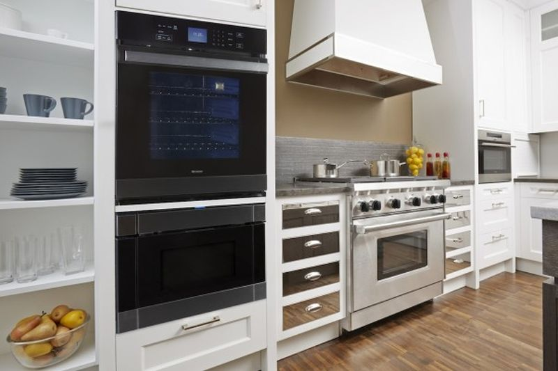 Sharp to Unveil First, full Built-in Kitchen Suite in New Orleans