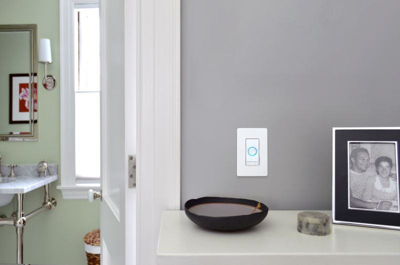 iDevices' Instinct Smart Light Switch with Alexa Built-in is Now Available for $100