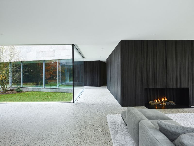 DDM Architecture's Bras House Blends Elegant and Minimalistic Features Seamlessly