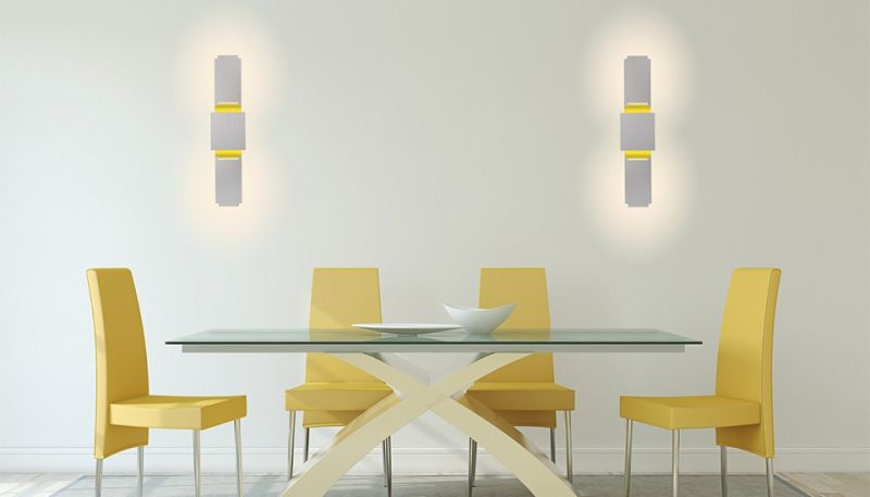 Furl, a lighting startup based out of Boise, Idaho has come up kinetic lighting fixtures that open up outwards, emitting light in an attention grabbing way