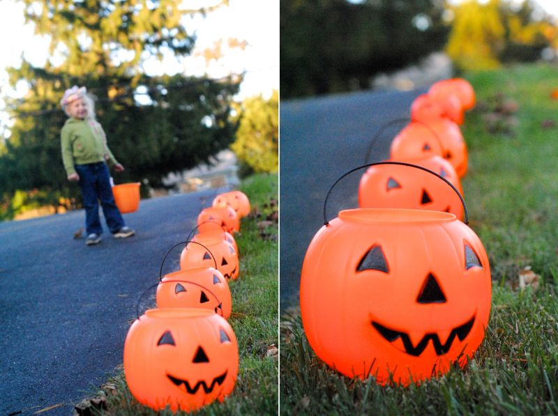 20+ DIY Halloween Outdoor Decorations You can Create at Home Easily