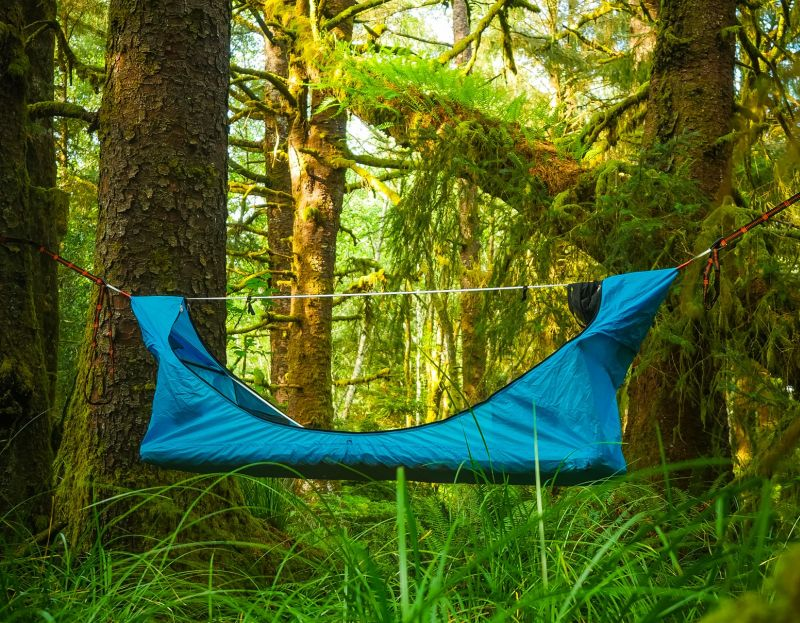 Haven Tent Provides Flat platform for Sound Sleep at Your Camping Expedition