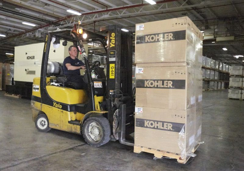 Hurricane Dorian: Kohler Provides Portable Showers to Disaster Relief Volunteers in Florida