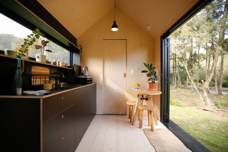 Off-grid Barrington Tops Cabin Provides Secluded Retreat in Pacifying Wilds