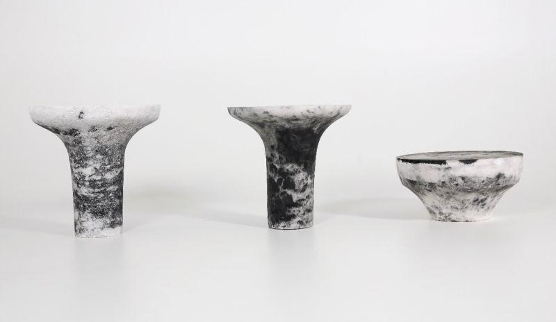 Salt Furniture by Roxane Lahidji is Cleaner Alternative to Marble